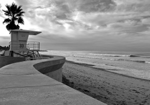 """Carlsbad Sea Wall"" photo:Merson"