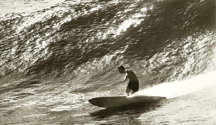 Nat Young, Honolua Bay (1967) photo:Witzig