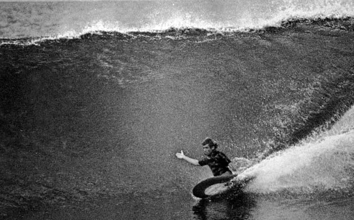 George Greenough, Honolua Bay (1967) photo: Witzig