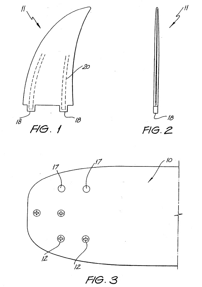 Whitty Fin Control System